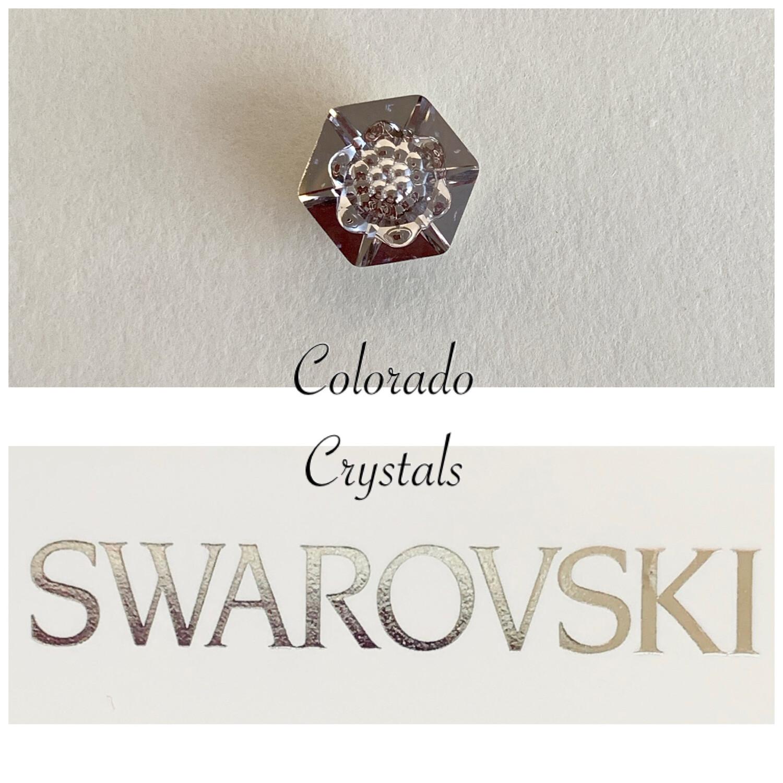 Crystal Vision Hexagon #4681 Swarovski