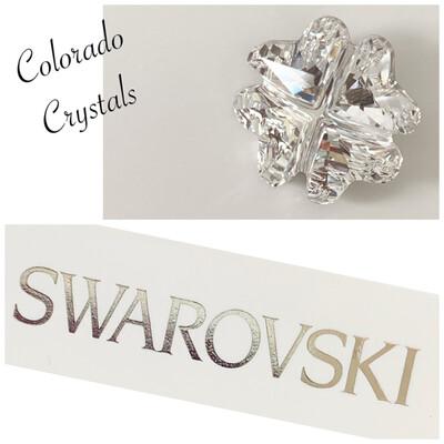 Clover Fancy Stone Crystal 4785 Swarovski