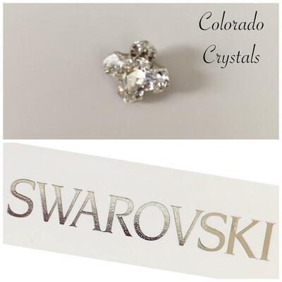 Cross Fancy Stone Crystal 4784 Swarovski