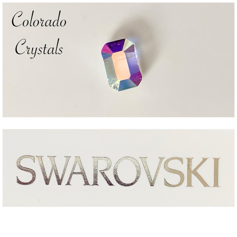 Pendulum Bead 5514 Crystal AB Swarovski