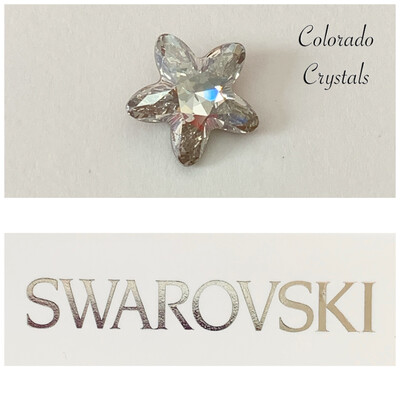Starbloom Fancy Stone Silver Shade 4754 Swarovski