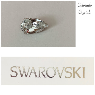Slim Trilliant Fancy Stone Crystal 4707 Swarovski