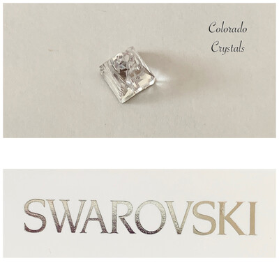 Square Spike Sew-On Crystal 3296 Swarovski