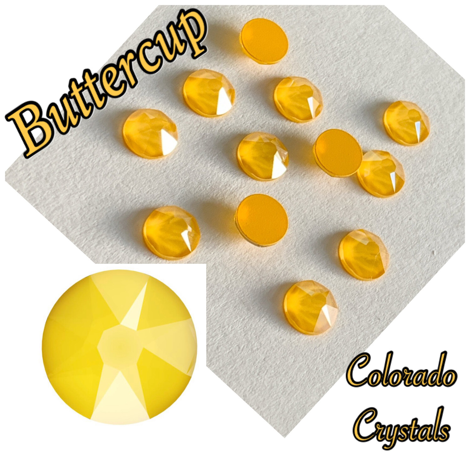 Buttercup (Crystal) 30ss 2088 Limited