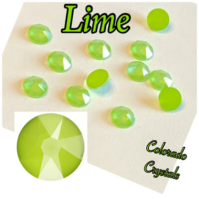 Lime (Crystal) 30ss 2088 Limited