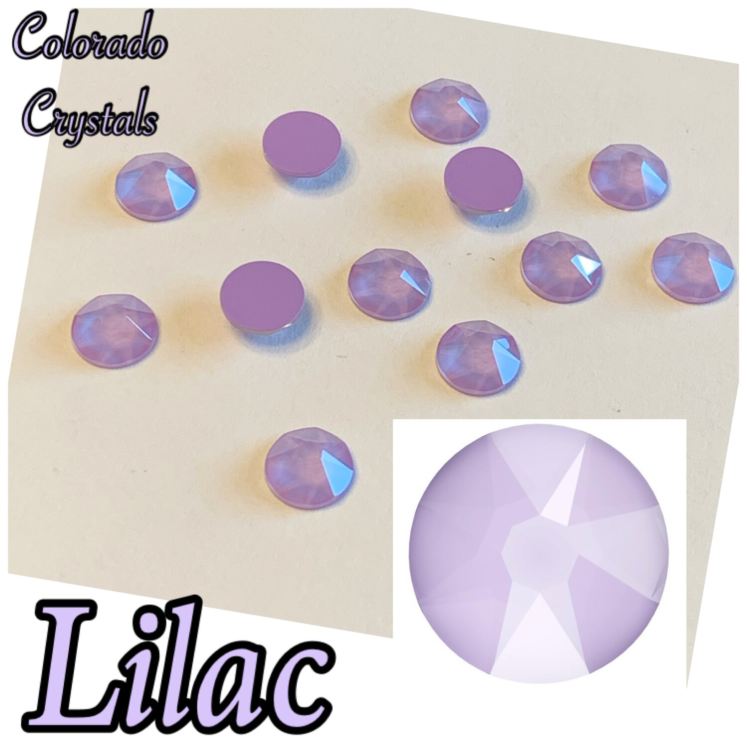 Lilac (Crystal) 30ss 2088 Limited