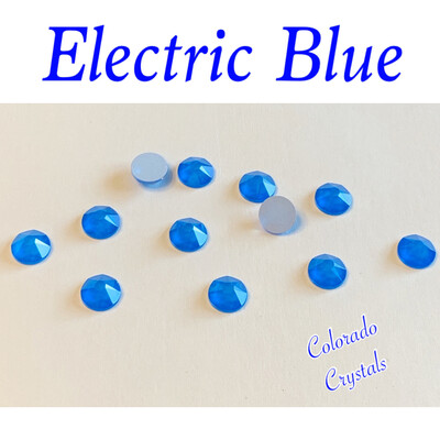 Electric Blue (Crystal) 30ss 2088 Limited
