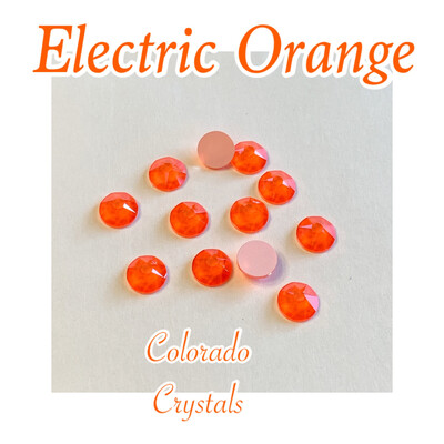 Electric Orange (Crystal) 30ss 2088 Limited