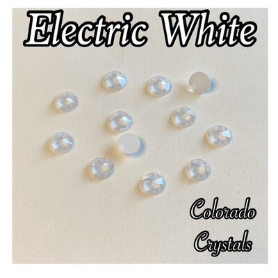 Electric White (Crystal) 30ss 2088 Limited