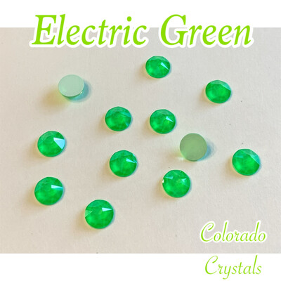 Electric Green (Crystal) 30ss 2088 Limited