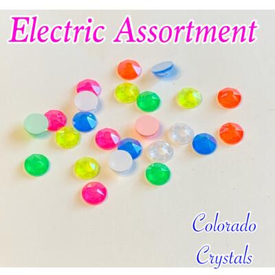 Electric Crystal Assortment Swarovski 2088
