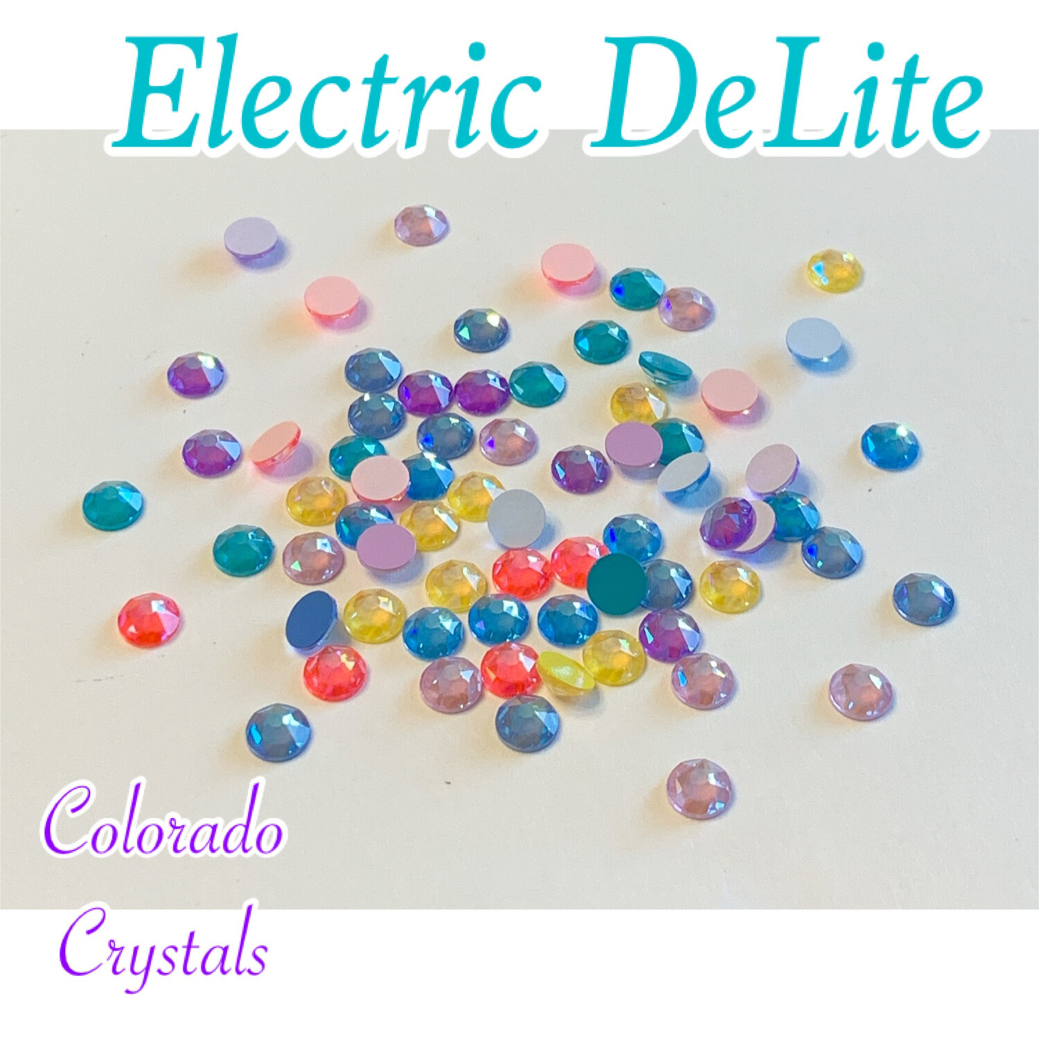 Electric DeLite 20ss Assortment Crystal Mix Swarovski 2088
