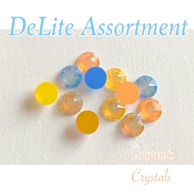 DeLite Crystal Assortment ss30 Swarovski 2088
