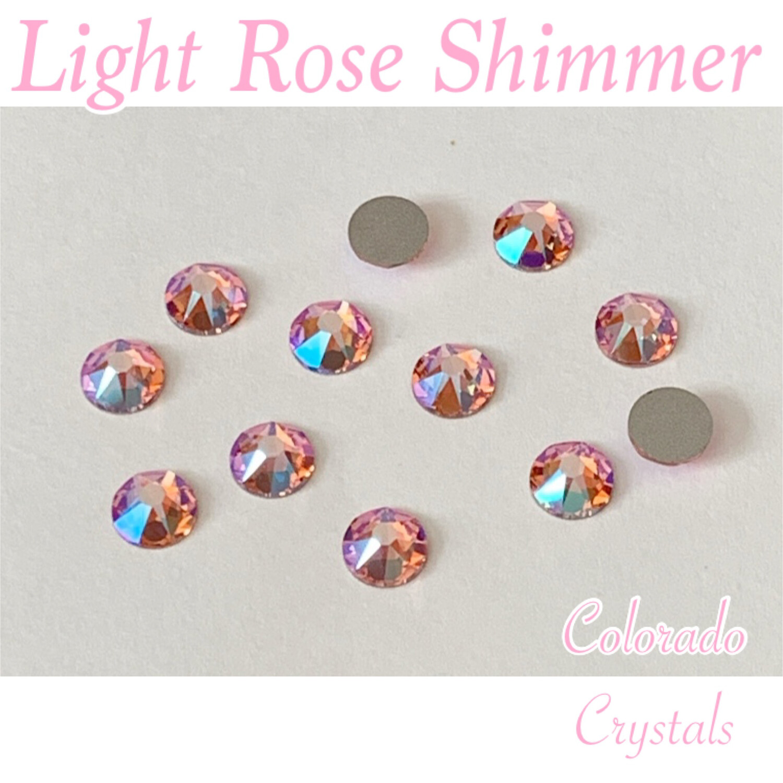 Light Rose Shimmer 30ss 2088 Limited