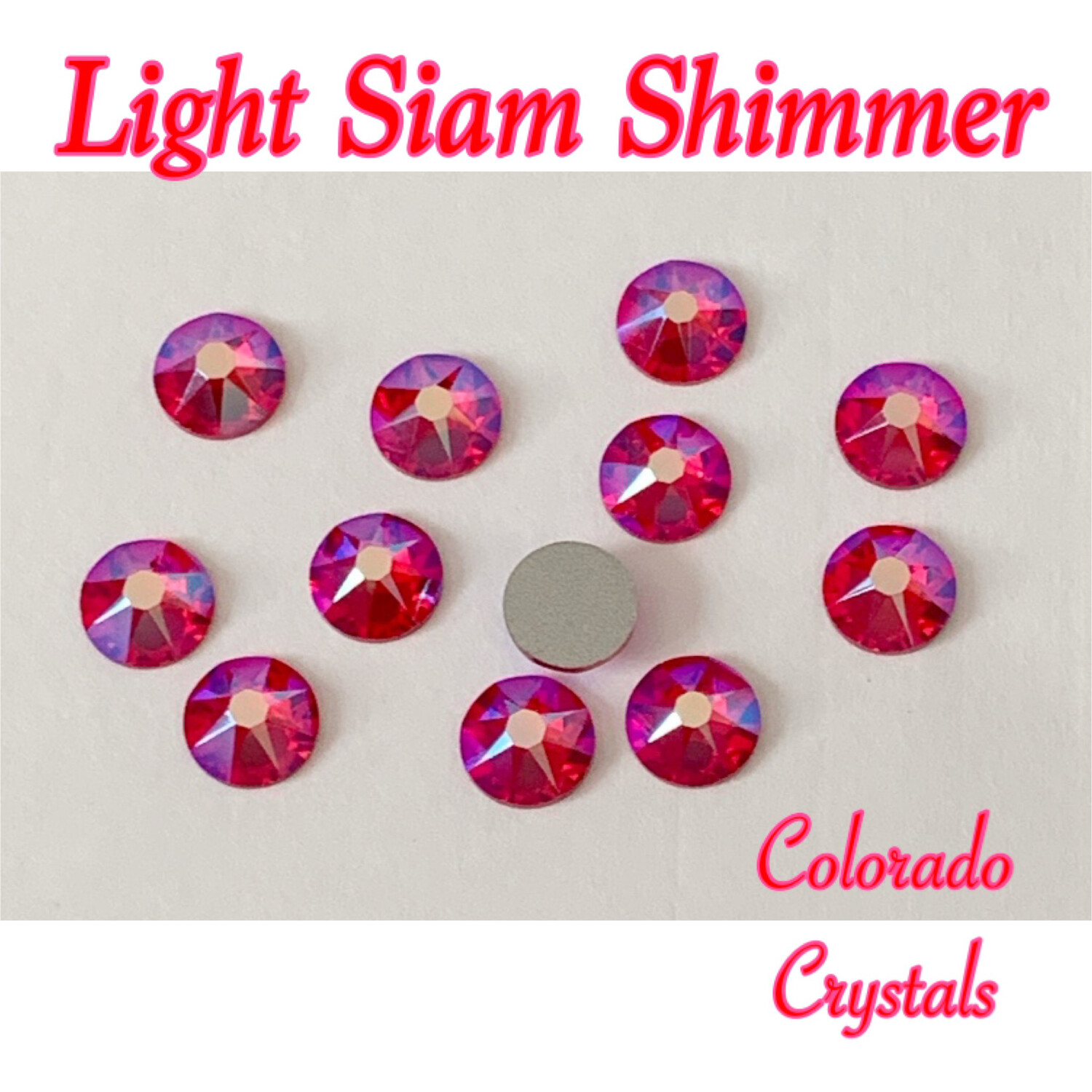 Light Siam Shimmer 30ss 2088 Limited