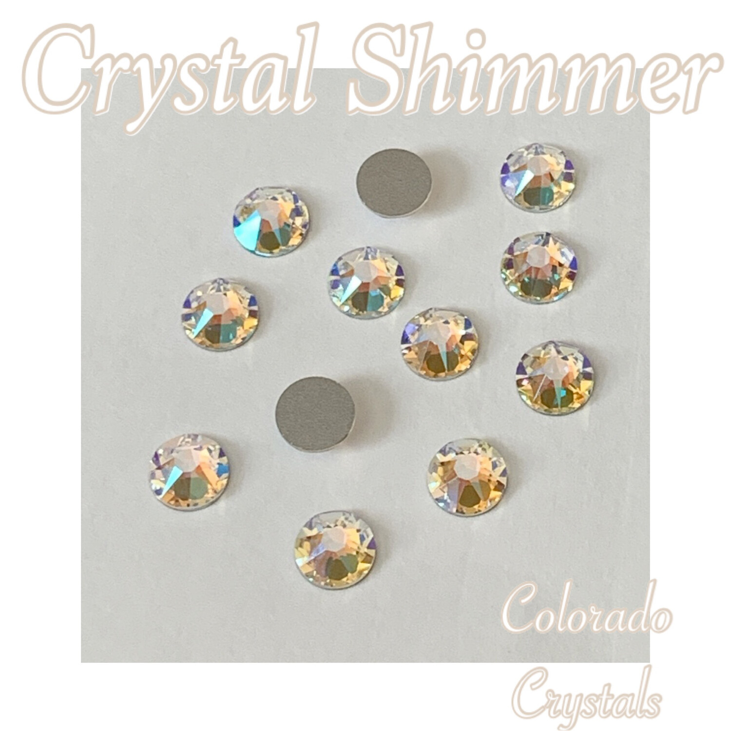 Crystal Shimmer 30ss 2088 Limited
