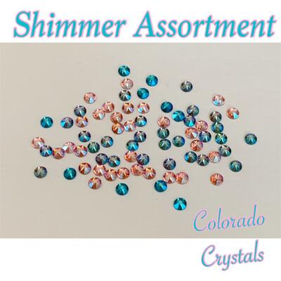 Shimmer Assortment 16ss Swarovski 2088