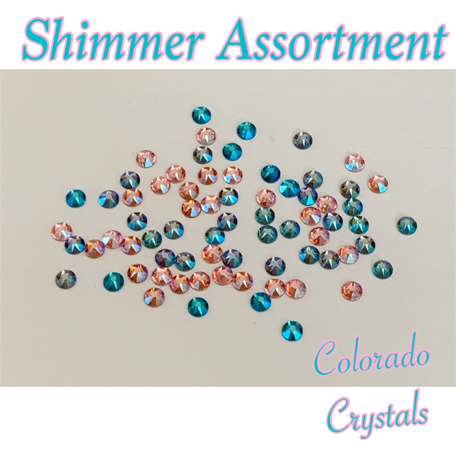 Shimmer Assortment 16ss Swarovski 2088