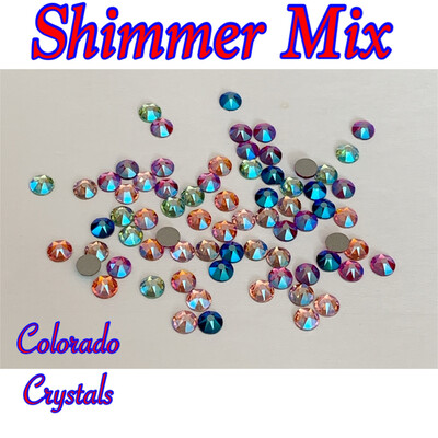 Shimmer Mix 16ss Swarovski 2088