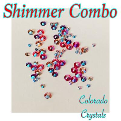 Shimmer Combo Swarovski 2088