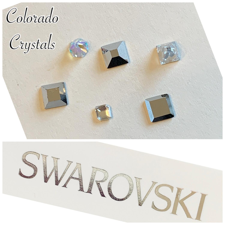 Pyramid & Spike Combo  - Swarovski