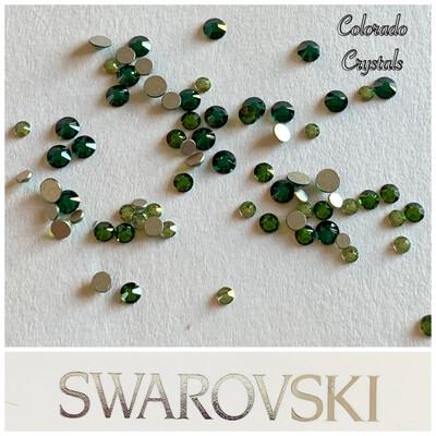 Green Fade Trio - 2058 Swarovski