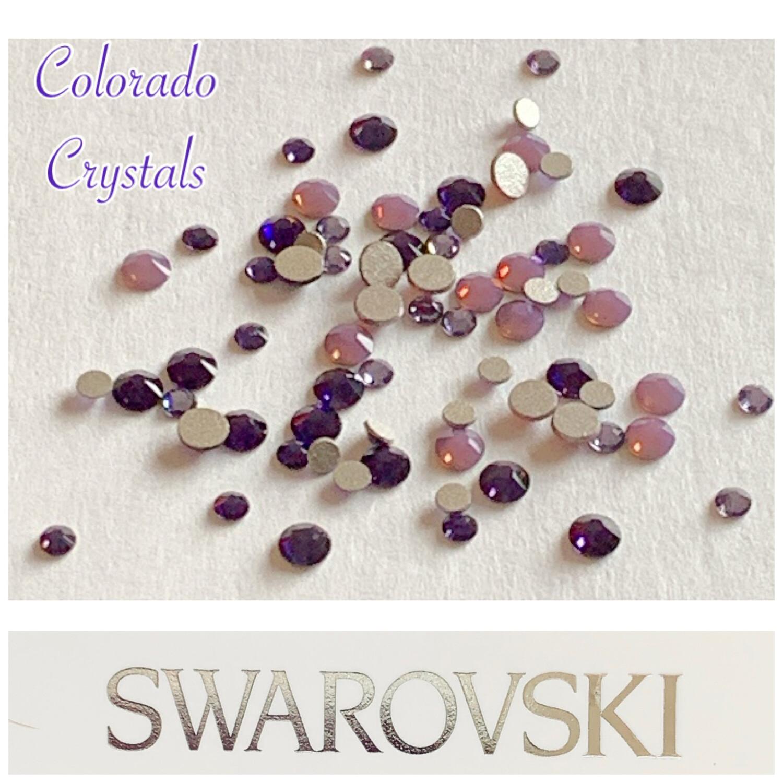 Purple Assortment - 2058 Swarovski