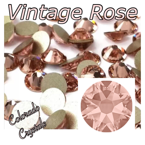 Vintage Rose 9ss 2058 Limited