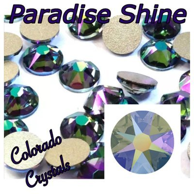 Paradise Shine (Crystal) 30ss 2088 Limited Swarovski Multi colored