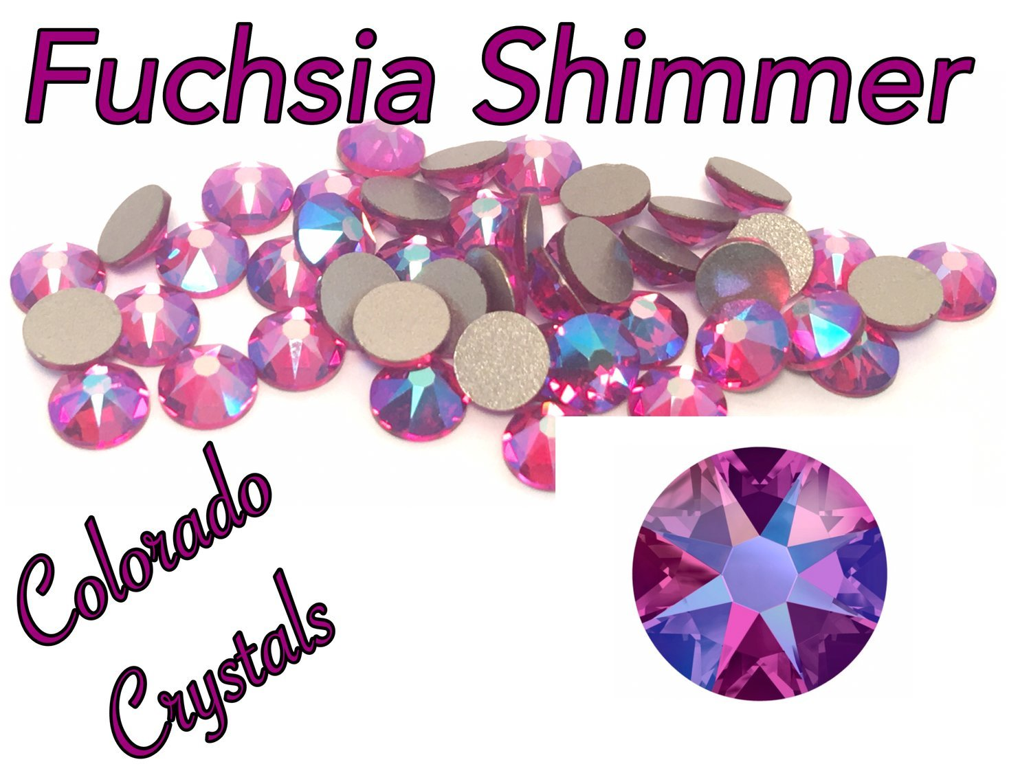 Fuchsia Shimmer 12ss 2088 Limited