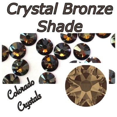 Bronze Shade (Crystal) 5ss 2058 Limited Clearance item