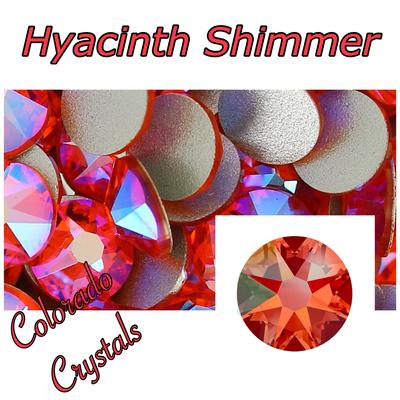 Hyacinth Shimmer 16ss 2088 Swarovski Crystals