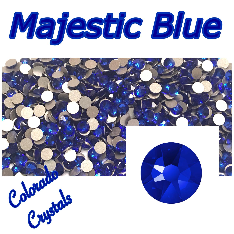 Majestic Blue 16ss Swarovski Rhinestones