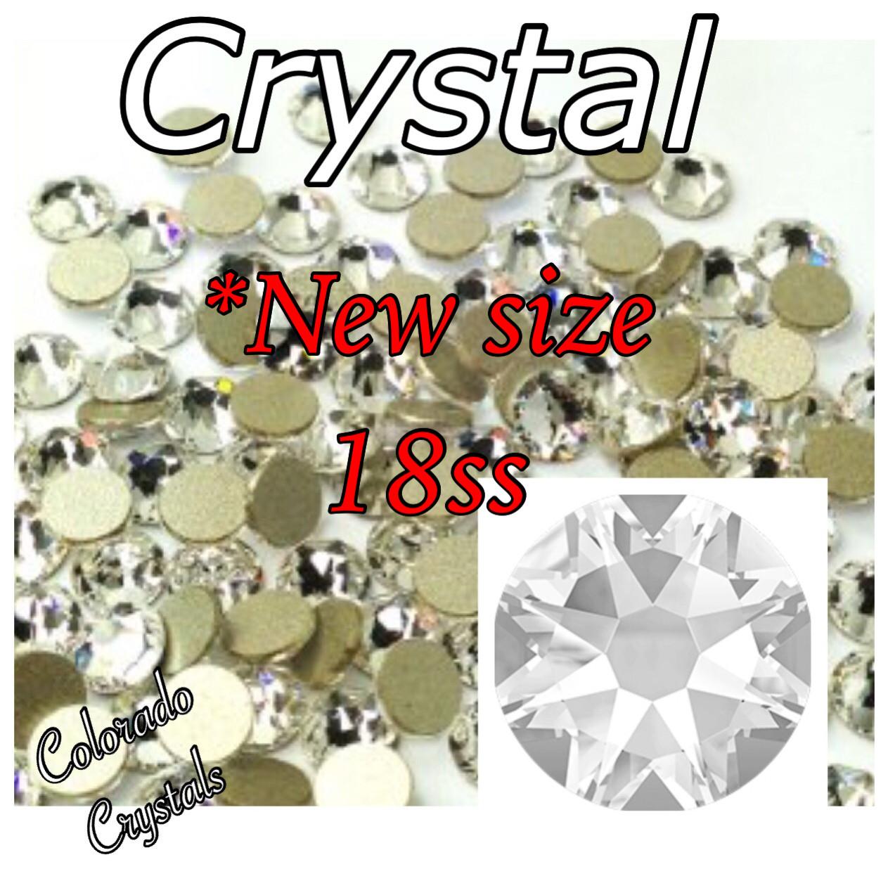Crystal 18ss 2088 Limited Swarovski Clear Rhinestones
