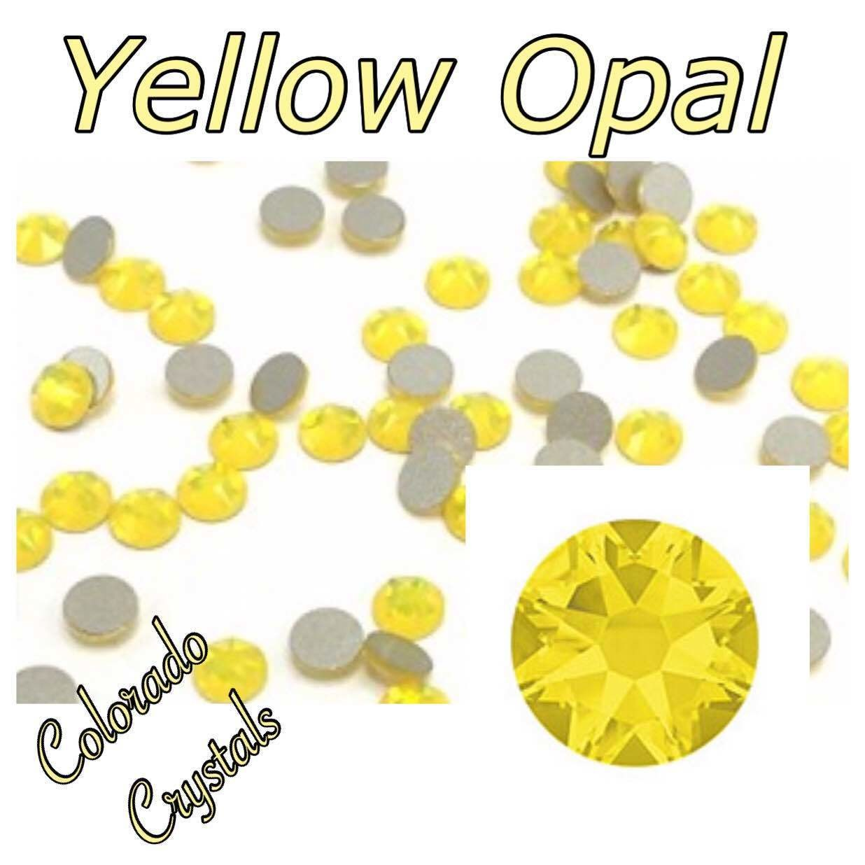 Yellow Opal 20ss 2088 Limited
