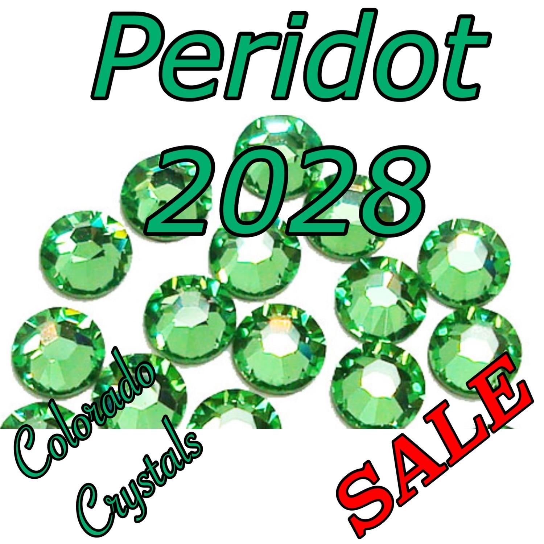 Peridot Reduced price rhinestones 5ss Swarovski