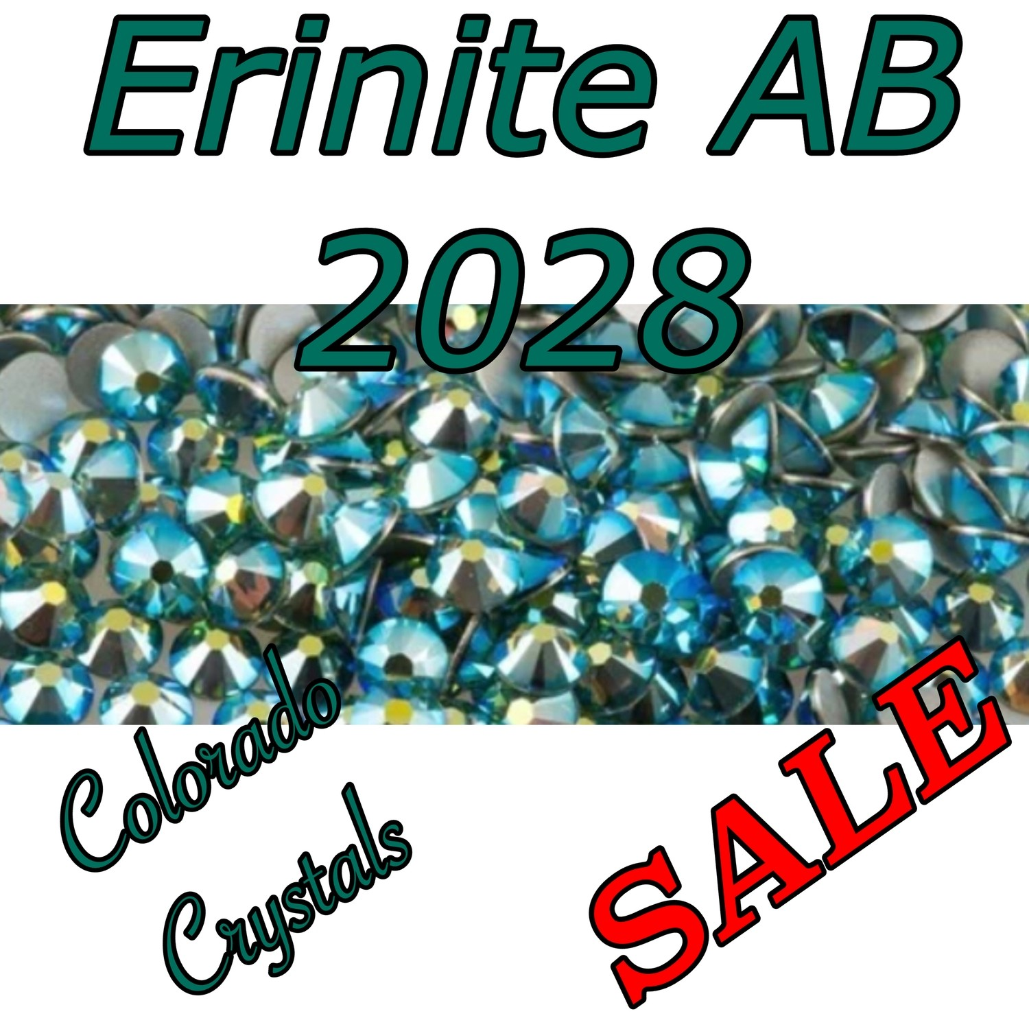 Erinite AB Swarovski Elements Clearance rhinestones 5ss