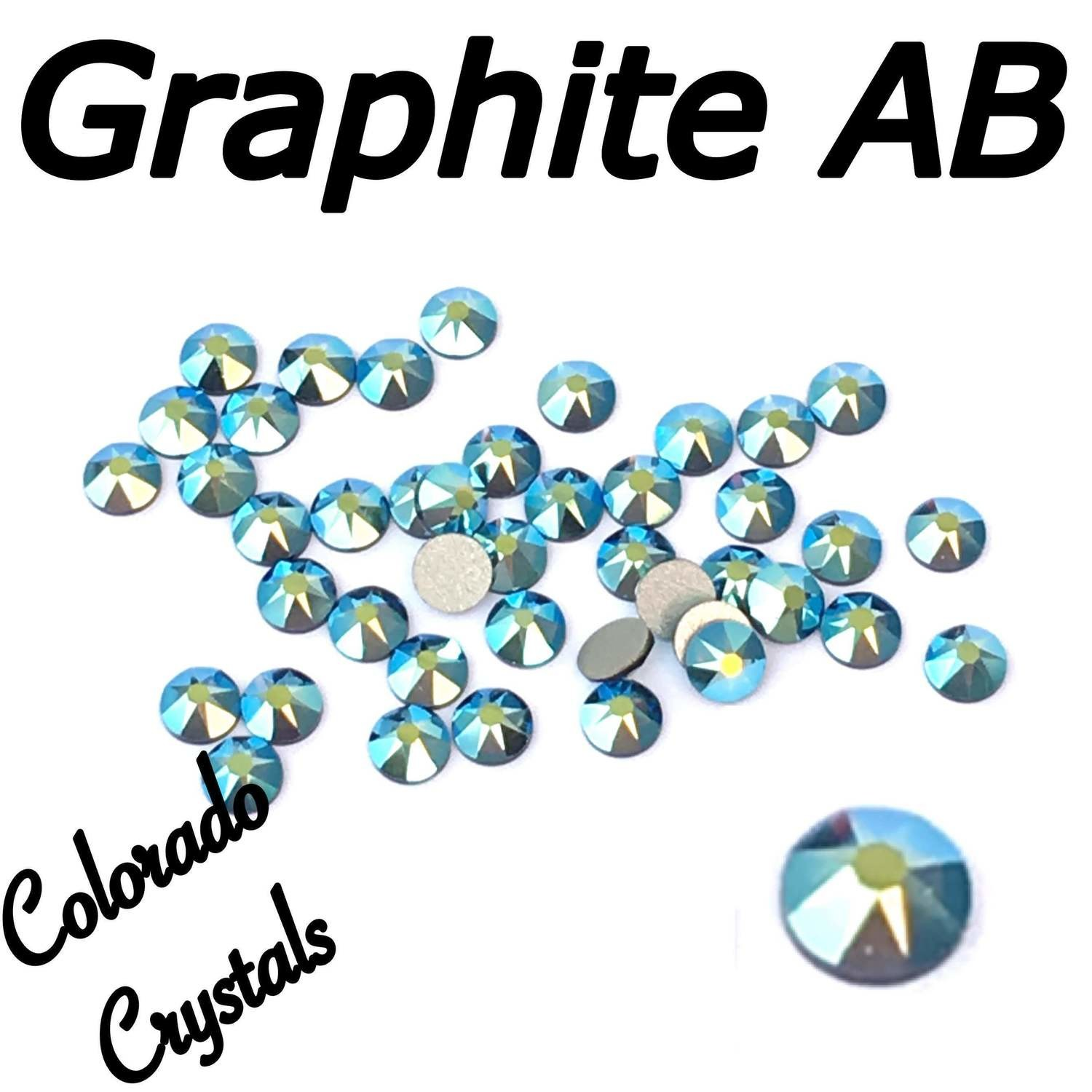 Graphite AB 20ss 2088 Limited Special Production Swarovski