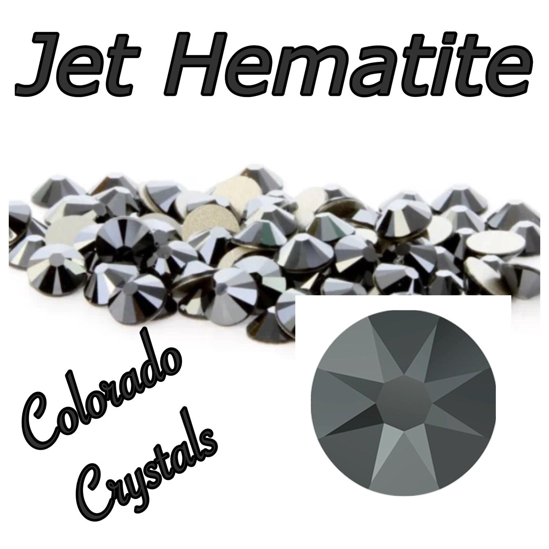 Jet Hematite 16ss 2088 Limited