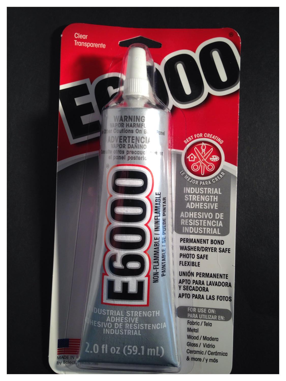E6000 Glue - 2.0 fl oz