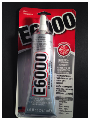 E6000 Glue - 2.0 fl oz