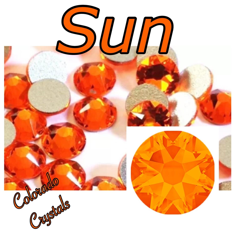 Sun 16ss 2088 Discounted Swarovski XIRIUS Rose Orange