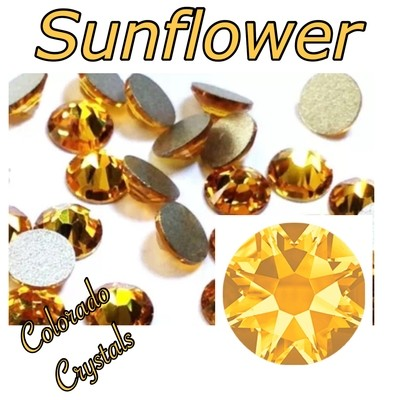 Sunflower 30ss 2058 Swarovski Discount Bling