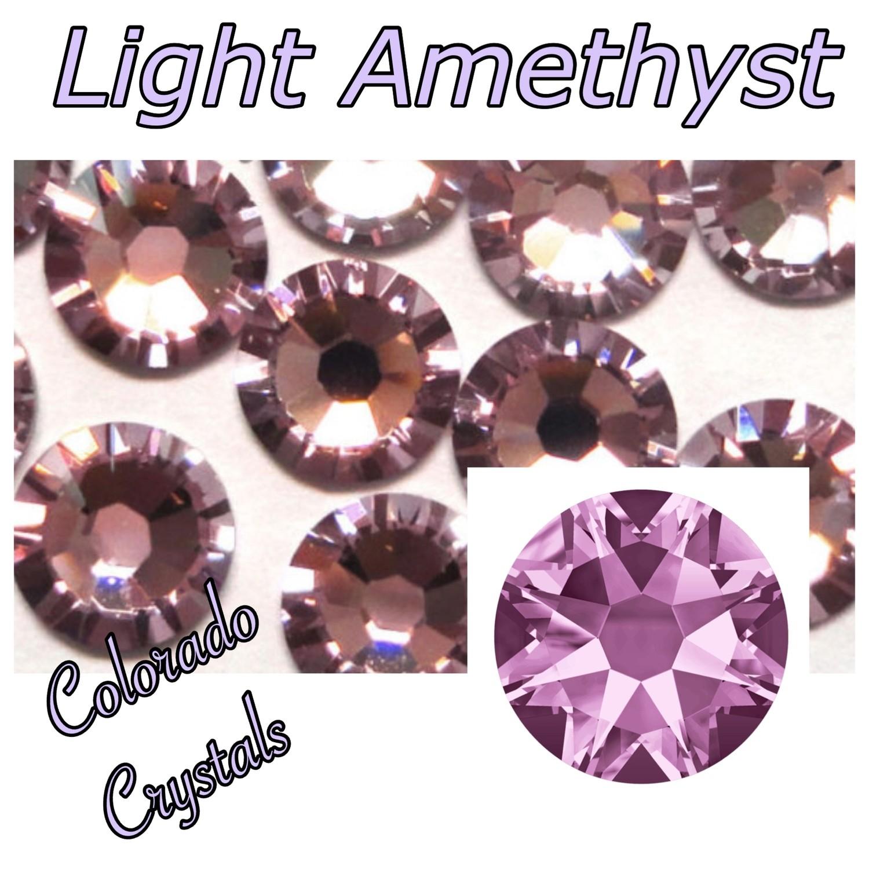 Light Amethyst 16ss 2088 Swarovski Violet Purple Bling