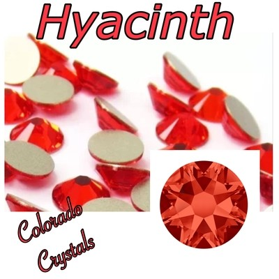 Hyacinth 5ss 2058 Limited Swarovski Rhinestones