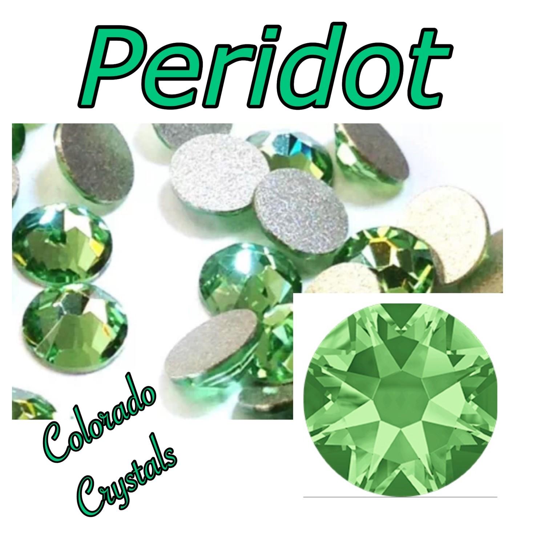 Peridot 16ss 2088 Limited Swarovski Green Crystals