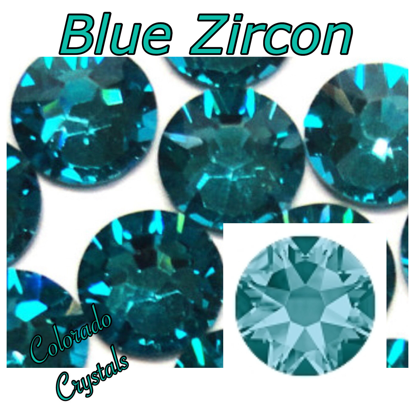 Blue Zircon 5ss 2058 Limited