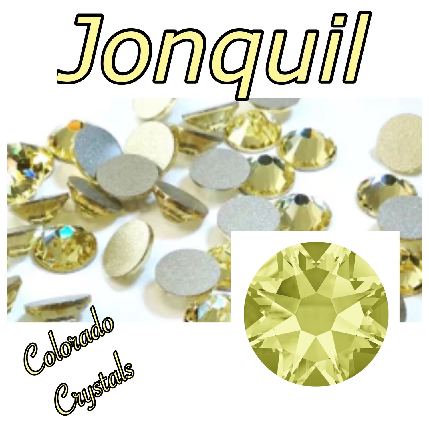 Jonquil 20ss 2088 Limited Soft Yellow