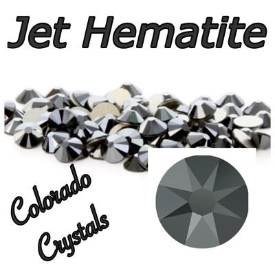 Jet Hematite 5ss 2058