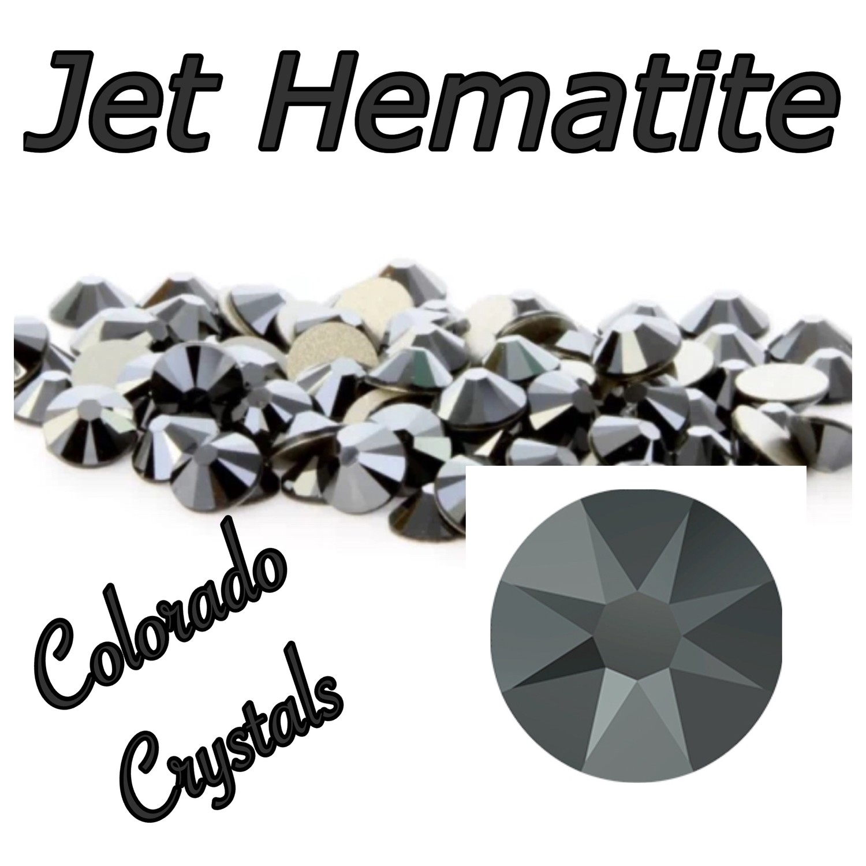 Jet Hematite 30ss 2088
